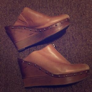 Marc Fisher Wedges/Clogs